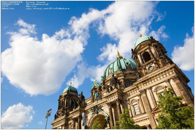 Berlin Cathedral 柏林大教堂